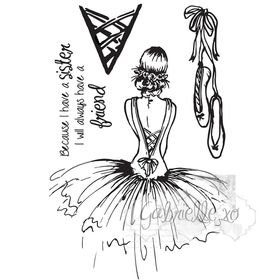 49 and Market Stamp Set - Gabi's Haute Couture