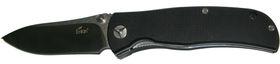 Enlan - Steppe 8CR13 G10 Liner-Lock Tin - Black