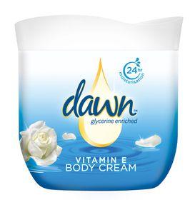 Dawn Vitamin E Body Cream 280ml