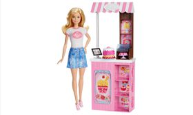 Barbie Cooking And Baking Complete Playset - Blonde