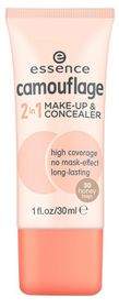 Essence Camouflage 2-In-1 Make-up & Concealer - 30