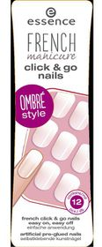 Essence French Manicure Click & Go Nails - 03