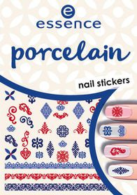 Essence Porcelain Nail Stickers - 08