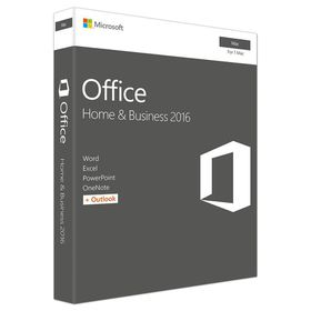 Microsoft Office Home and Business for Mac 2016