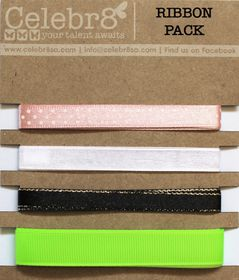 Celebr8 Home Sweet Home Ribbon Pack