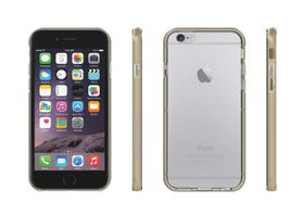 Body Glove Clownfish Aluminium Case for iPhone 6/6S - Clear/Gold
