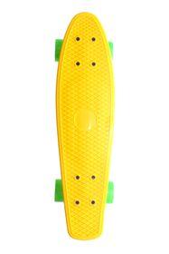 Surge Manic Skateboard - Yellow