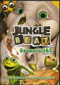 Jungle Beat Season 1 & 2 (DVD)