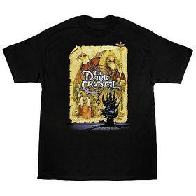 Dark Crystal Retro Poster T-Shirt (Small)