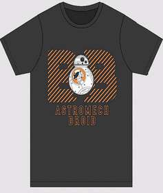 Star Wars VII BB8 T-Shirt (Large)
