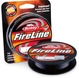 Berkley - Fireline Fused Original Line -Braid Smoke - 7.90kg