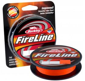 Berkley - Fireline Fused Original Line Braid Orange - 5.9kg