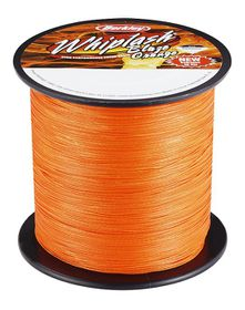 Berkley - Whiplash Line Braid Orange - 45.3kg