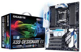 Gigabyte X99 Chipset Designare EX Socket 2011 Motherboard