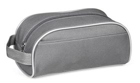 Creative Travel Beaumont Mens Toiletry Bag - Grey