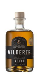 Wilderer - Apfel - Apple Barrique - Calvados Style - 6 x 500ml