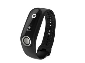 TomTom Touch Fitness Tracker Black - Small