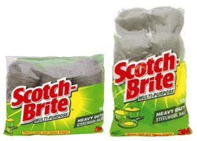 Scotchbrite - 100g Steel Wool Balls