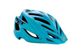 MET Terra Helmet - Matt Blue / Black