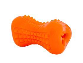 Rogz - 11.6cm Yumz Treat Dog Toy - Orange