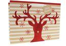 Christmas Sparkle Large Landscape Bag