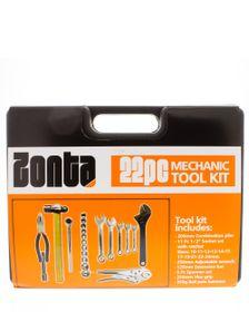 Zonta - Mechanic 21 Piece Tool Kit