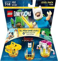 Lego Dimensions Level - Adventure Time