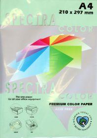 Spectra A4 Pastel Paper 80gsm 500s - Green IK190