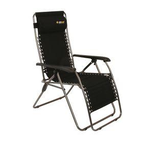 Oztrail - Sun Lounge Daybreak Chair - 120KG