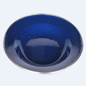 Afritrail - Enamelware Soup Plate