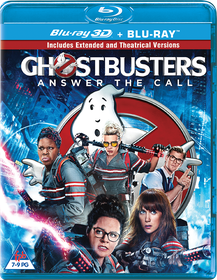 Ghostbusters (2016) (3D + 2D Blu-ray)
