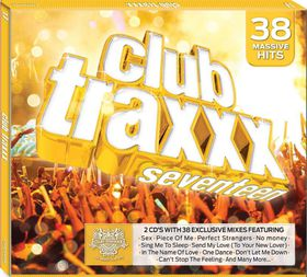 Clubtraxxx 17 (CD)
