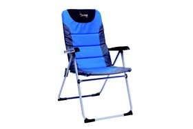 Afritrail - Oribi Padded Folding Arm Chair