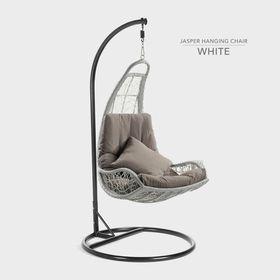 Cielo - Jasper Hanging Chair - White