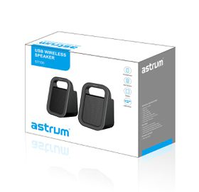Astrum 2.0CH USB Bluetooth Multimedia Speaker