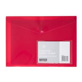 Meeco A4 Executive Carry Folder - Pink