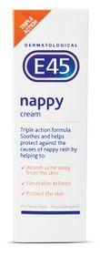 E45 Junior Nappy Cream - 125g