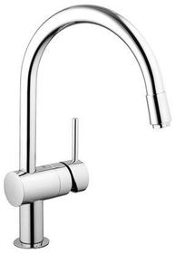 Grohe - Minta Kitchen Tap - C-Spout