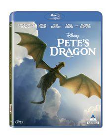 Pete's Dragon (Live) (Blu-ray)