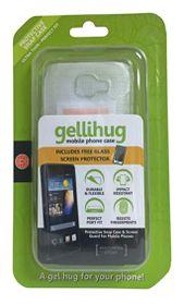 Gellihug case for iPhone 7 Plus - Clear