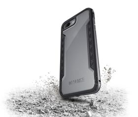Xdoria Defense Shield case for iPhone 7 Plus - Space Grey
