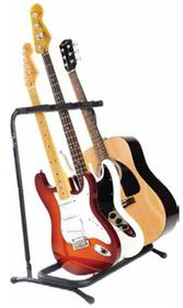 Fender Multi Folding Guitar Stand (3 Guitars)