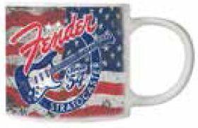 Fender Patriotic 14oz Strat Mug
