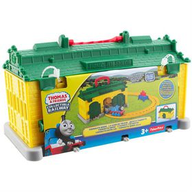 Thomas And Friends Railway Tidmouth Sheds