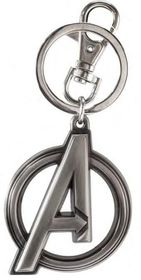 Marvel Avengers: Logo Key Ring