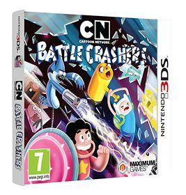 Cartoon Network - Battle Crashers  (3DS)