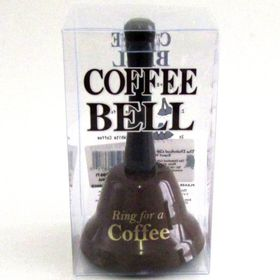 Pamper Hamper - Ring for Coffee Bell - Brown