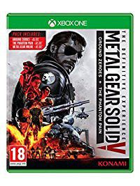 Metal Gear Solid - Definitive Edition (Xbox One)