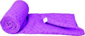 Medalist Yoga Towel - Purple