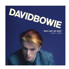 David Bowie - Who can I be now? 1974-1976 ( 12 CD Set )